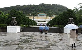 のんびり台北ー3 故宮博物館